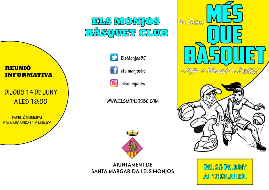 CAMPUS basquet Monjos 2017 port